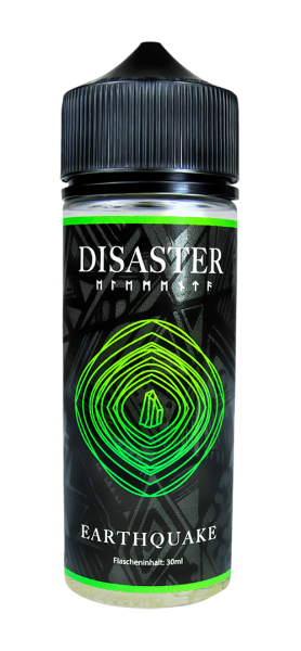 Disaster - Earthquake 30ml
