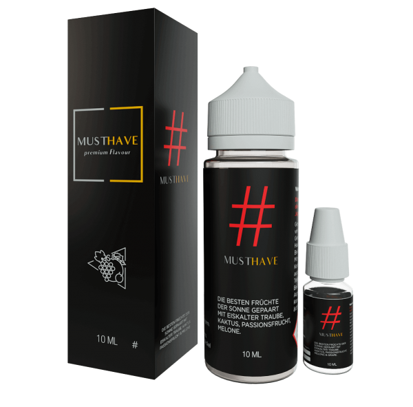 Musthave – # 10ml
