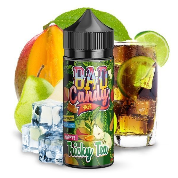 Bad Candy - Tricky Tea Aroma 20ml in 120ml Flasche