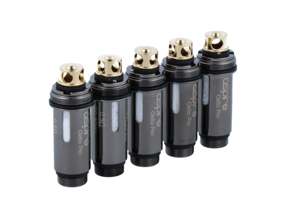 Aspire Cleito Pro Heads (5 Stück pro Packung)