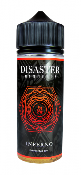 Disaster - Inferno 30ml