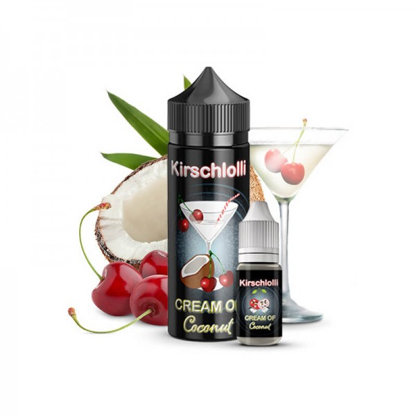 Kirschlolli - Cream of Coconut 10ml Aroma