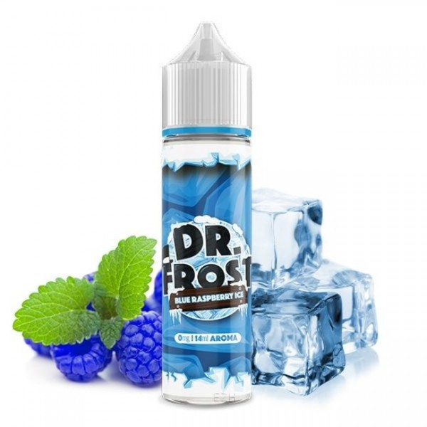 Dr. Frost - Blue Raspberry ICE - 14ml Aroma