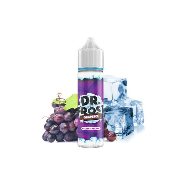 Dr. Frost - Grape ICE - 14ml Aroma