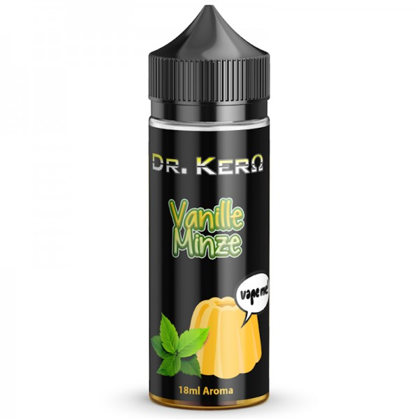 Dr. Kero – Vanille Minze 18ml
